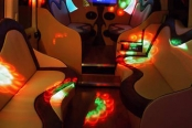 LIMO PARTY BUS - IMAGE 1
