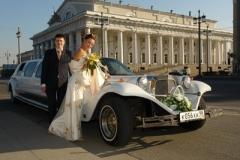 WEDDING LIMO  - EXCALIBUR