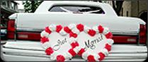 Image of Wedding Limousine
