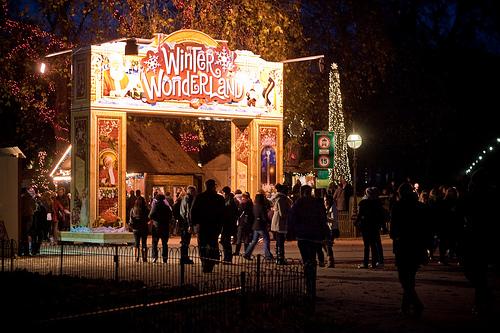 Hyde Park's Winter Wonderland provides the ultimate festive experience!